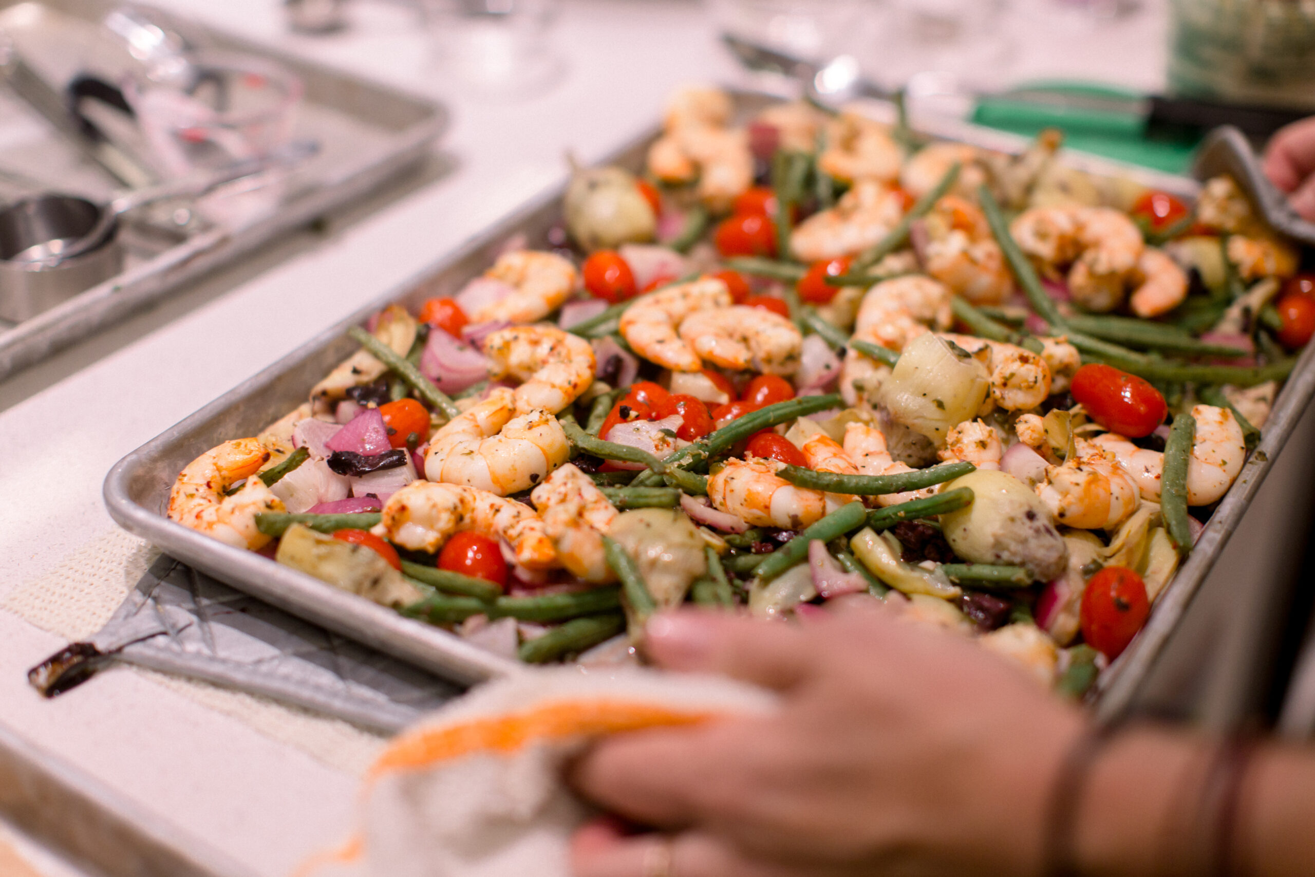 Private Cooking Classes for Individuals, Groups & Parties