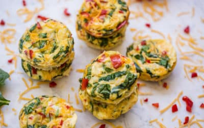 Busy Morning Egg Muffins