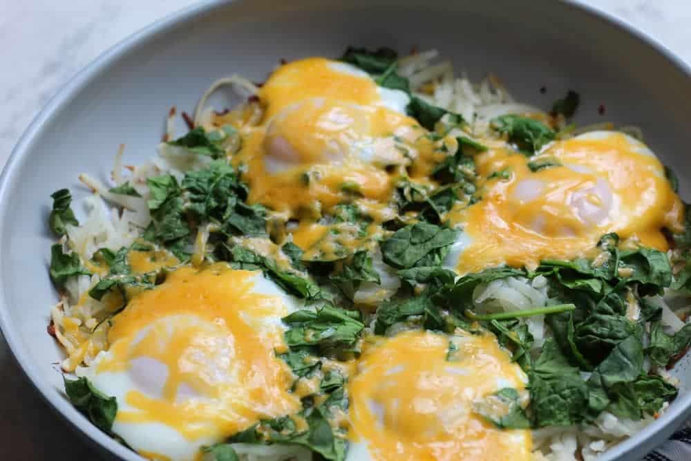 EggsFlorentine
