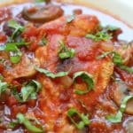 Easy Weeknight Slow-Cooker Tuscan Chicken