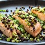 Fish, Salmon, Dinner, Gluten Free, Omega-3s