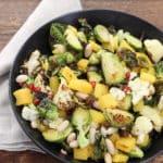 Salads, Fall, Vegetarian, Plant-based, Mediterranean, Mediterranean diet, Gluten-Free