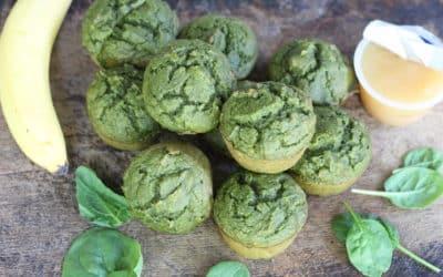 Brighter Bites Hulk Muffins