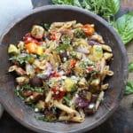 Dinner, Sheet Pan, Quick & Easy, Mediterranean diet, Chicken, Pasta