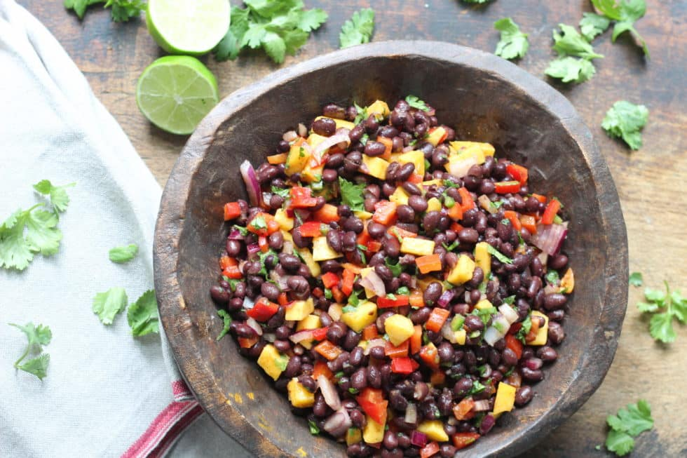 Salads, Appetizers, Gluten-Free, Vegetarian, Quick & Easy, Side Dish, Beans, Summer