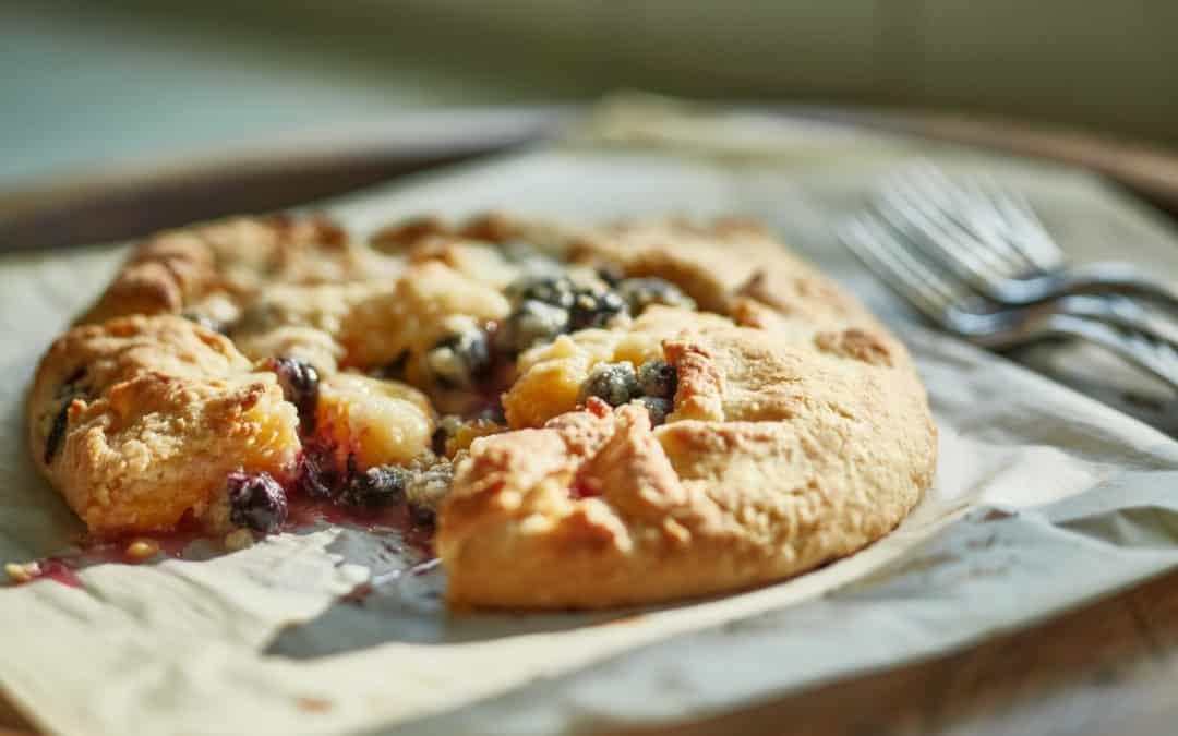 Summer Fruit Crostata