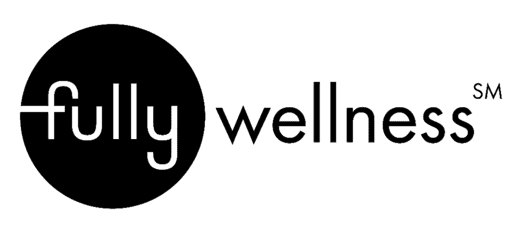 Fully Wellness Logo Black