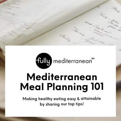 mediterranean meal planning 101 cover 1