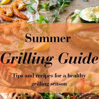 summer grilling guide cover