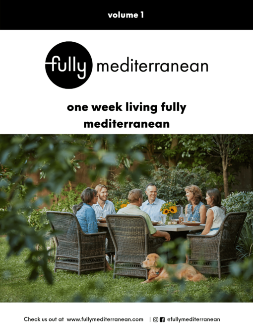 one week of living fully mediterranean version2