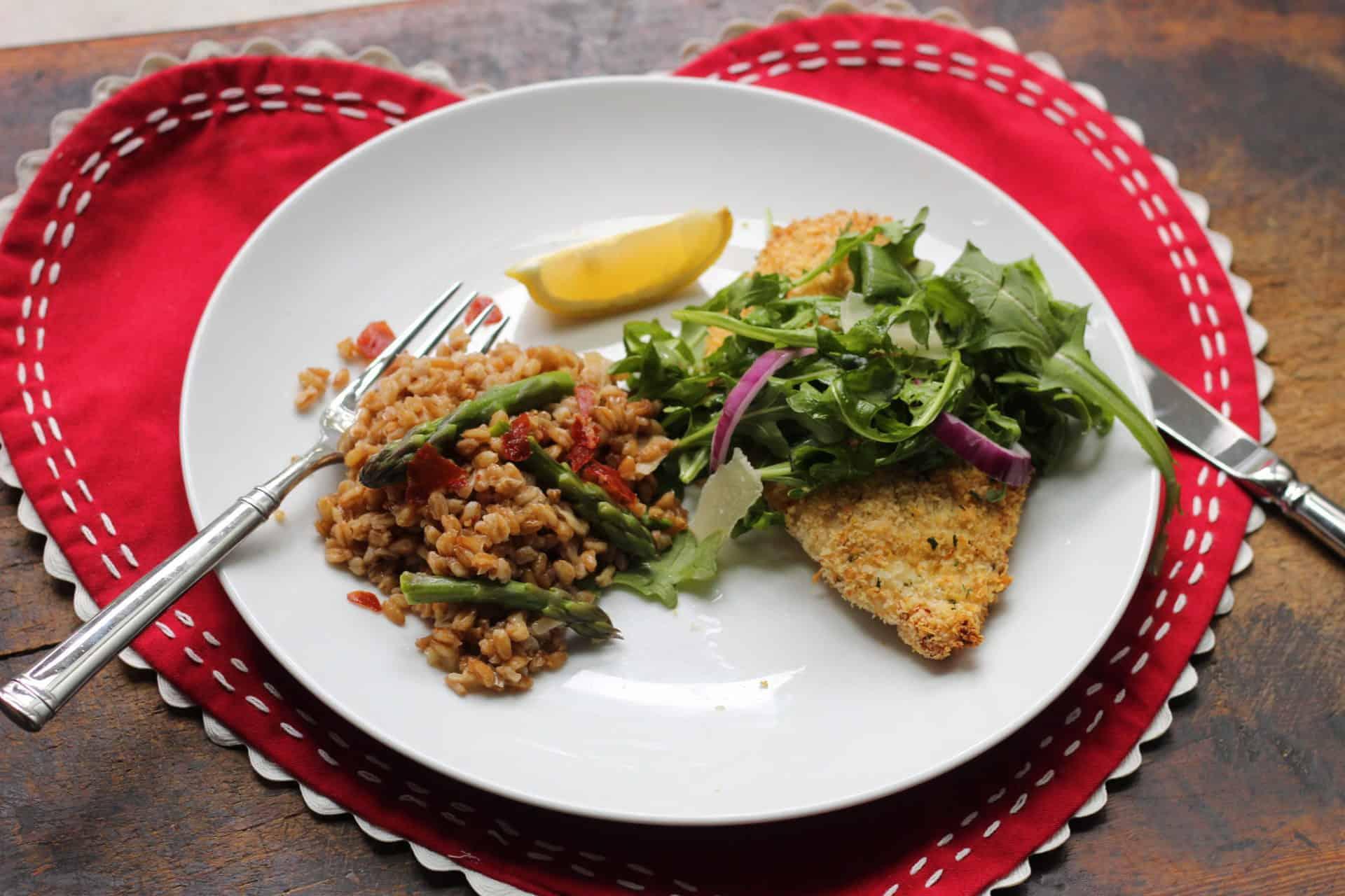 Chicken, Dinner, Valentine's Day