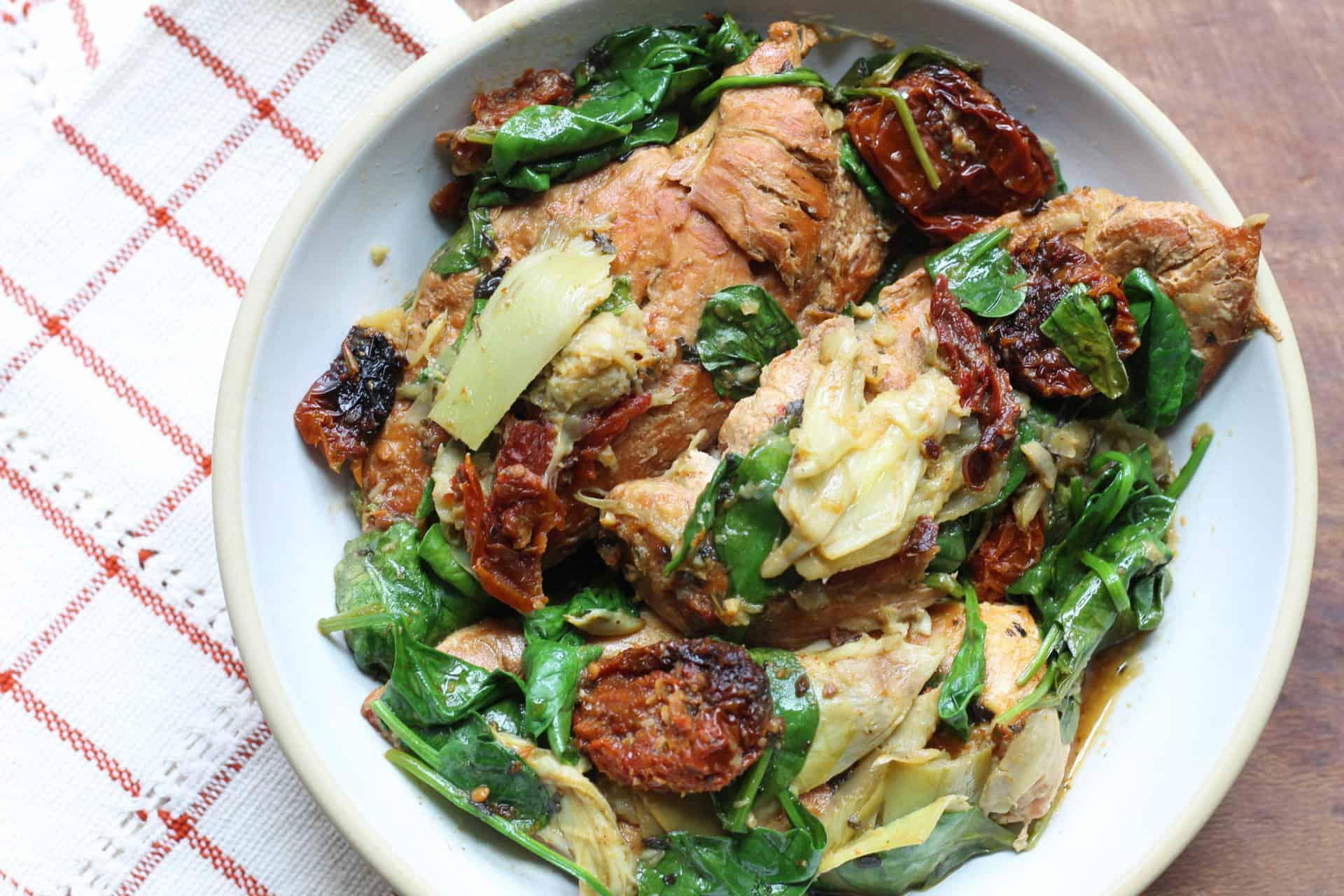 Dinner, Slow Cooker, Crock Pot, Quick & Easy, Chicken