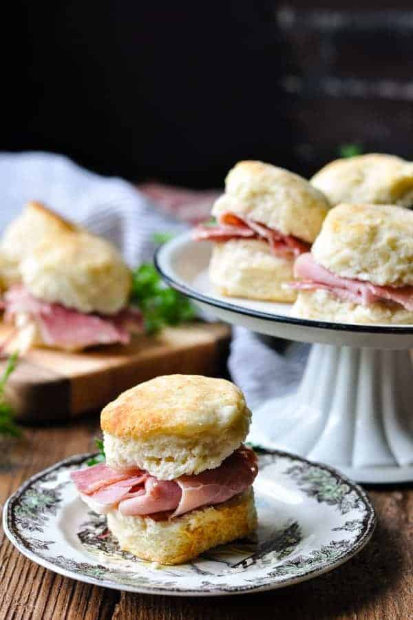 virginia country ham biscuits 9