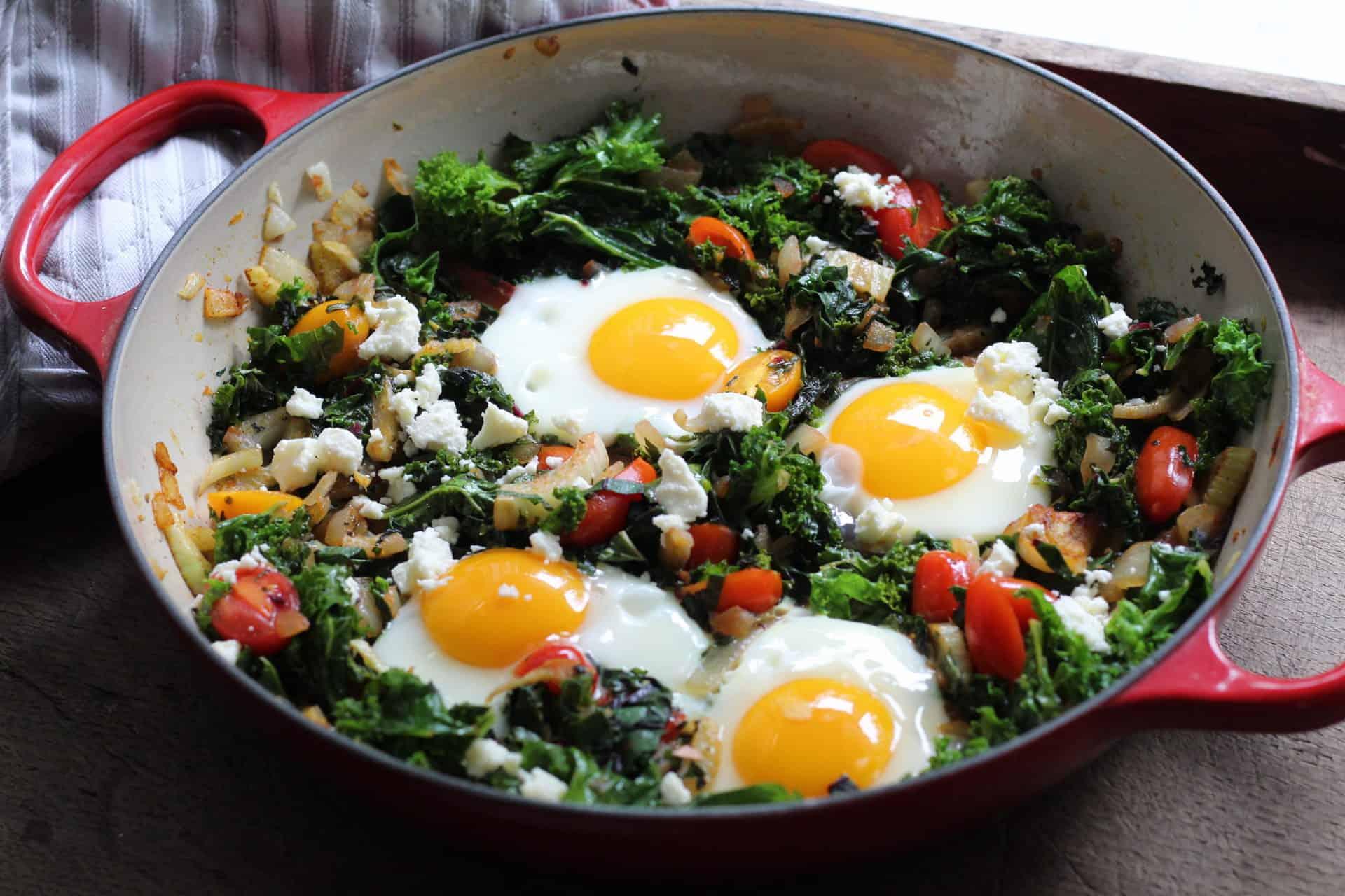 Eggs, Breakfast, Quick & Easy, Vegetarian, Brunch