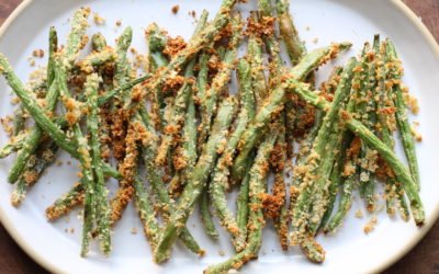 Crispy Green Bean Fries