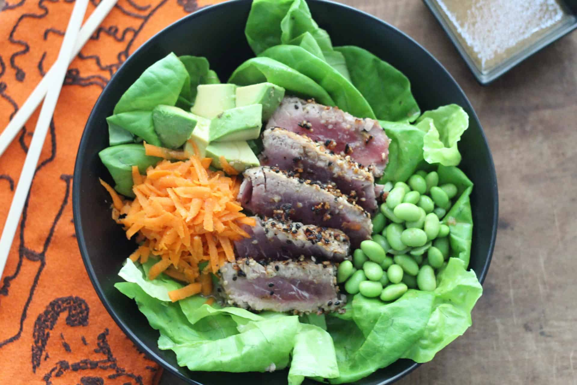 Tuna, Seafood, Fish, Bowls, Salads, Dinner, Lunch