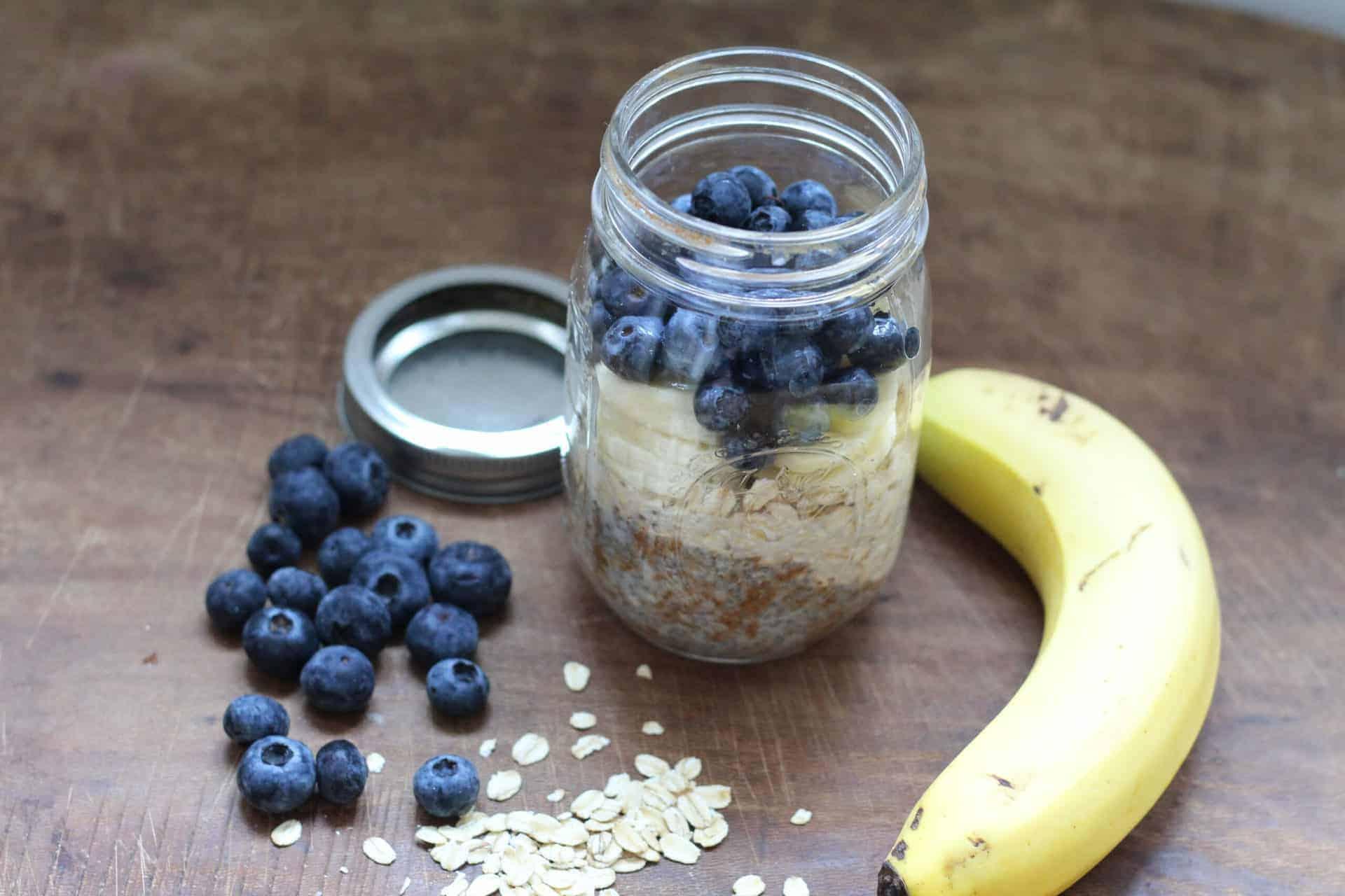 Breakfast, Oatmeal, Quick & Easy