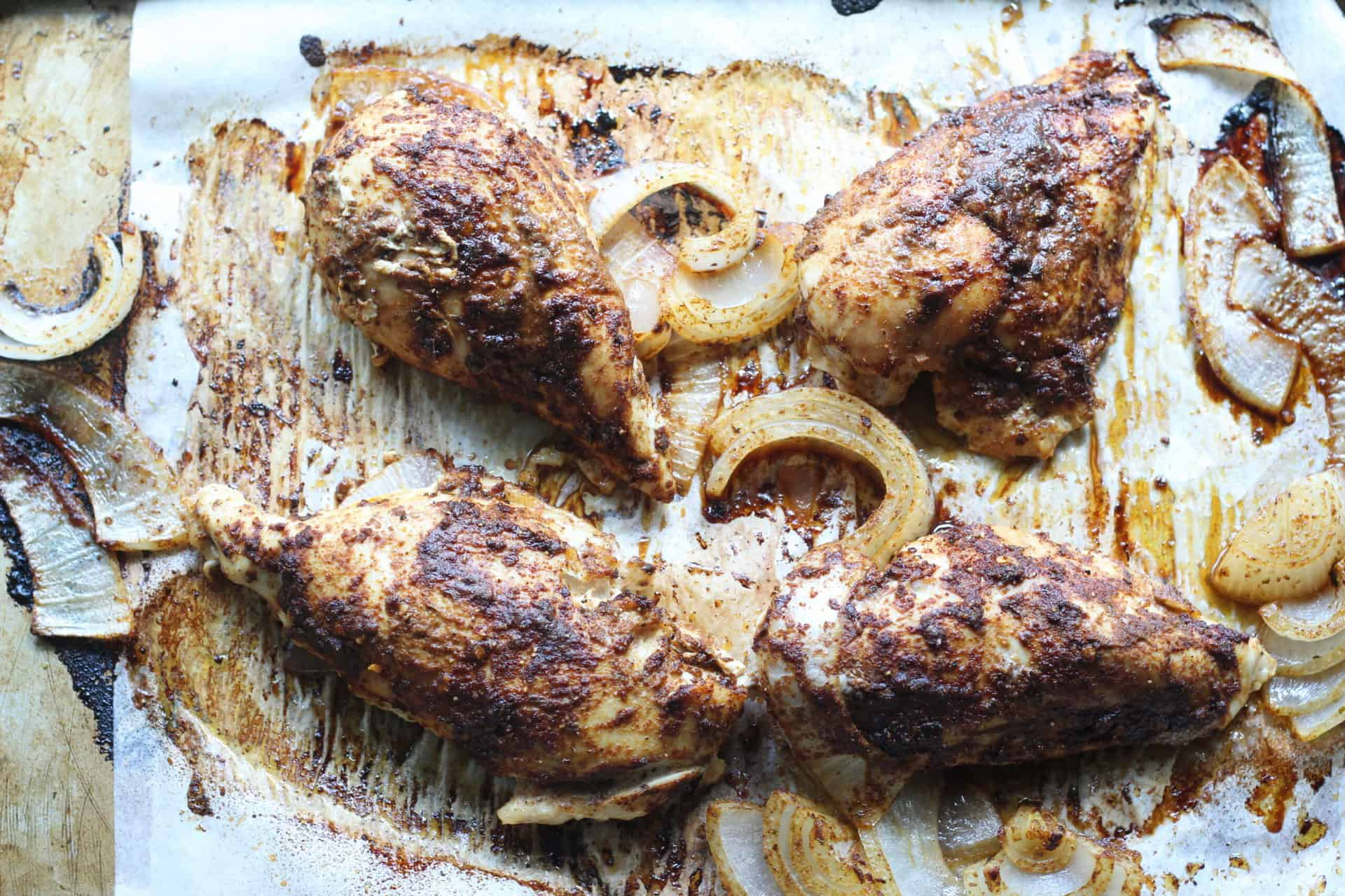 Chicken, Dinner, Sheet Pan, Quick & Easy, Mediterranean, Mediterranean diet