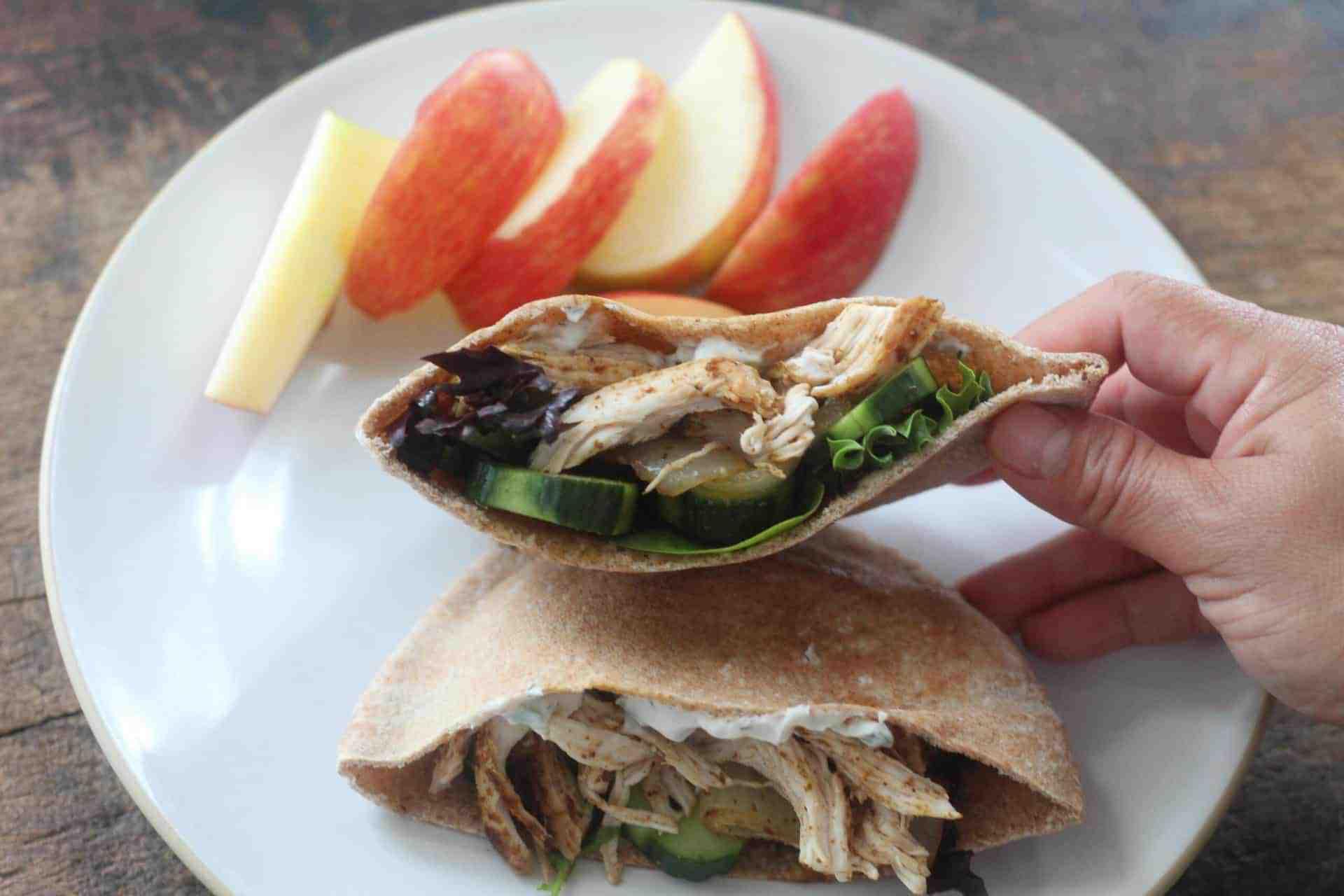 Chicken, Lunch, Dinner, Quick & Easy, Harissa Chicken, Mediterranean, Mediterranean diet