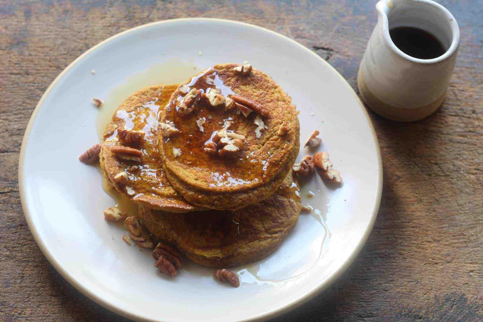 Breakfast, Pumpkin, Fall, Quick & Easy, Blender, Gluten-Free, Mediterranean, Mediterranean diet
